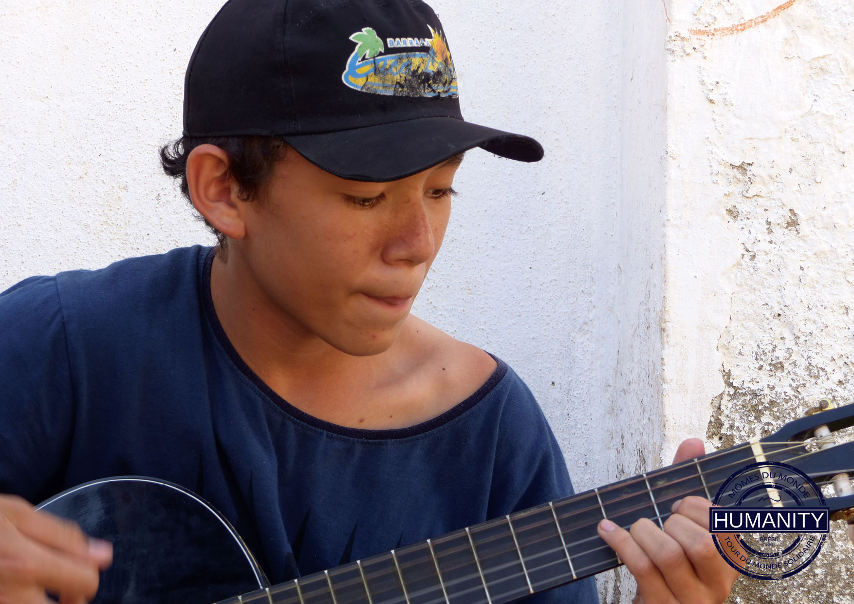 enfant guitar